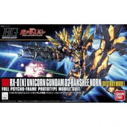 BANDAI HG 1/144 RX-0【N】 UNICOR...