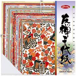 Yuzen Chiyogami- set of 40 Ori...