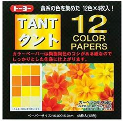 Japanese Tant Origami Paper- 1...
