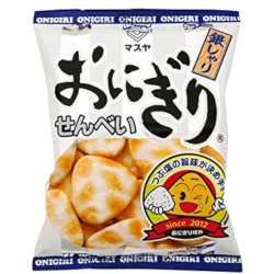 Masuya Onigiri Rice Crackers G...
