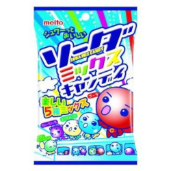 Meito Soda Mix Candy 90g