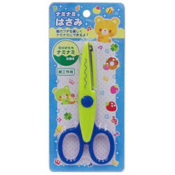 Lemon Wave Line Scissors