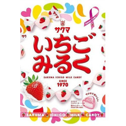 Sakuma Seika Strawberry Milk 1...