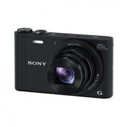 Sony DSC-WX350-B Digital Still...