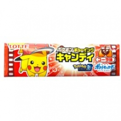 Lotte Pokemon Chewing Candy 5 ...