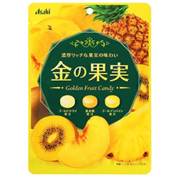 Asahi Golden Fruits Candy 84g