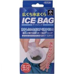 TO-PLAN ICE BAG wide mouth ice...