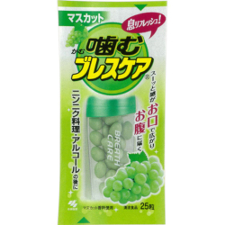 Kobayashi Chewing Breath Care ...