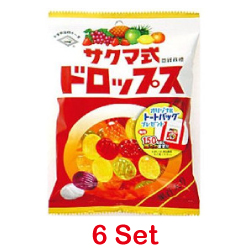 Sakuma Candy Drops 120g 【6 Set...