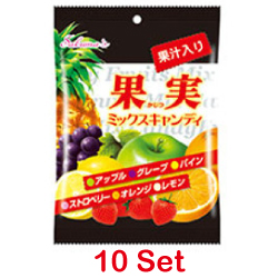 Sakuma Fruit Mix Candy 90g 【10...