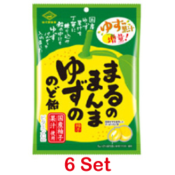 Sakuma Citron Throat 90g 【6 Se...