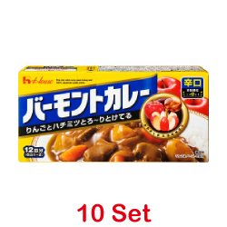 House Vermont Curry Hot 230g 【...